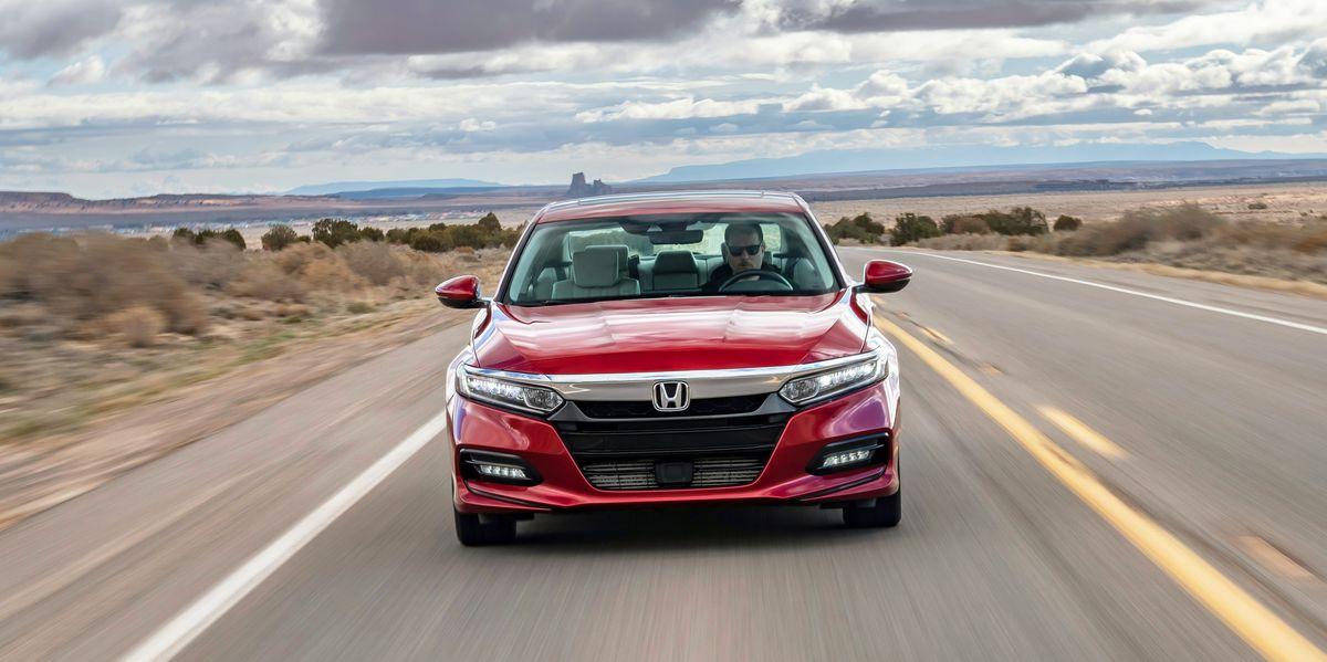 2018 Honda Accord Long-Term Test