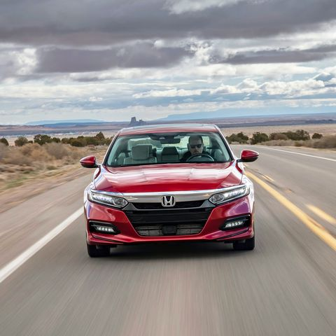 How Reliable Is The 2018 Honda Accord