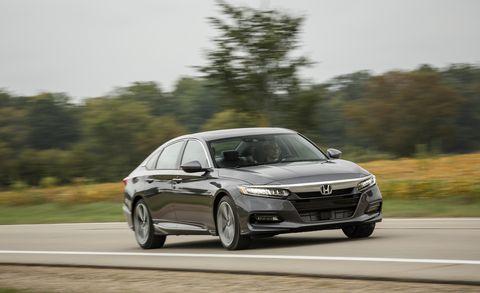 Land vehicle, Vehicle, Car, Full-size car, Mid-size car, Automotive design, Luxury vehicle, Sedan, Honda, Personal luxury car,