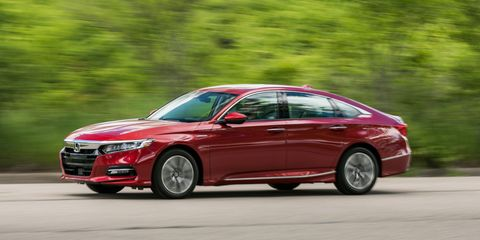 The Honda Accord Hybrid Remains A Proven Performer
