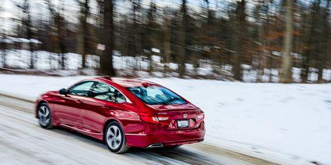Our 2018 Honda Accord Still Charms At 35 000 Miles