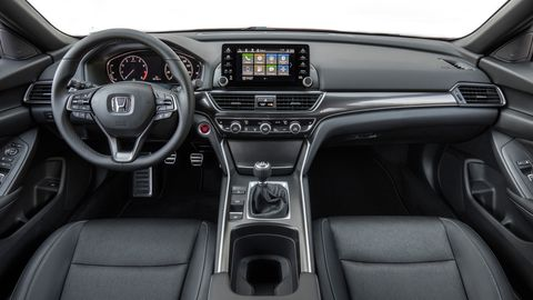 2020 Honda Accord Sport 2 0 Perfect For A Specific Sort Of Buyer