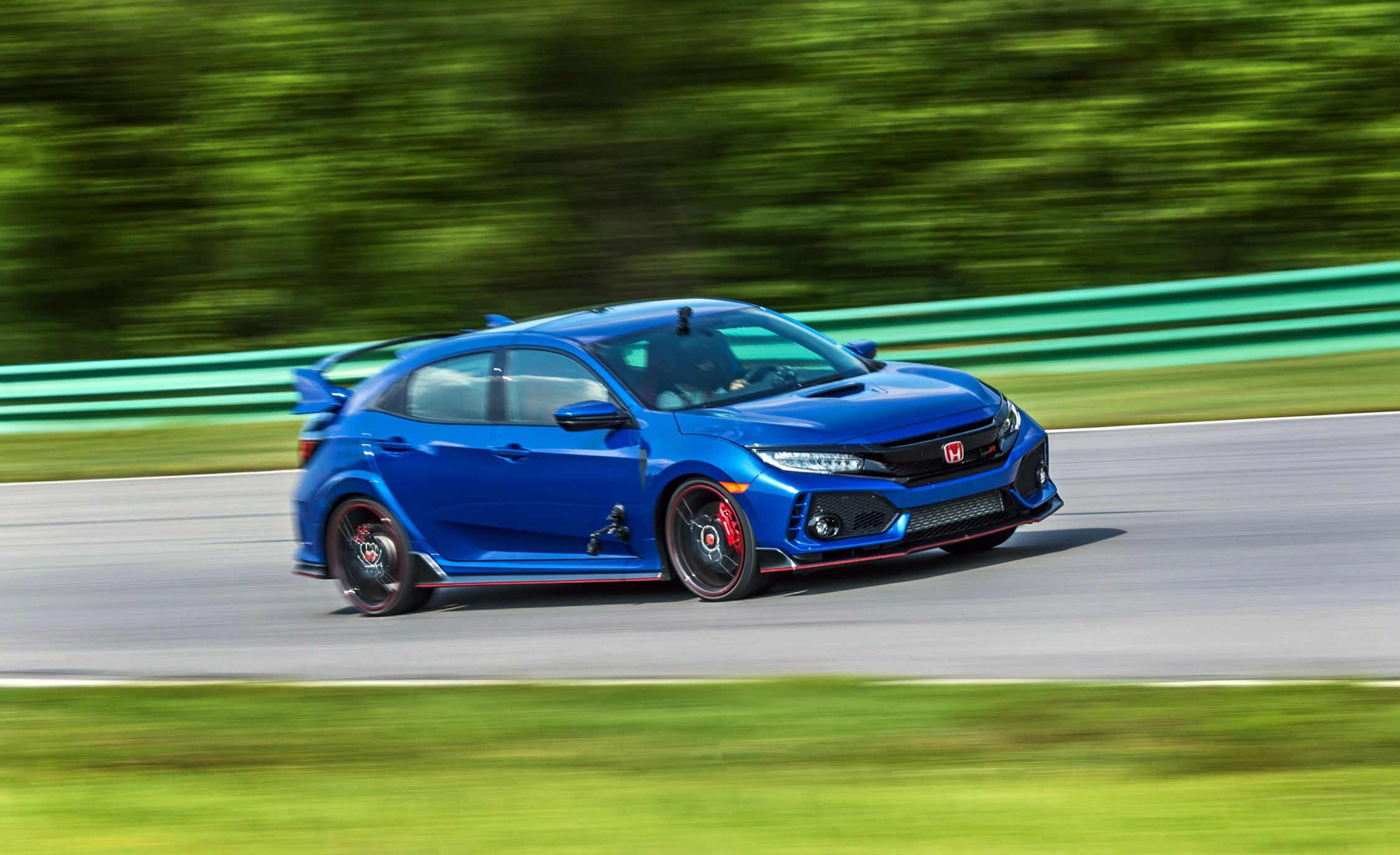 2019 honda civic type r review pricing and specs