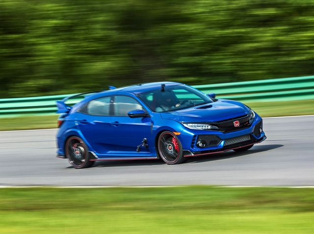New Honda Civic Type R >> 2019 Honda Civic Type R Review Pricing And Specs
