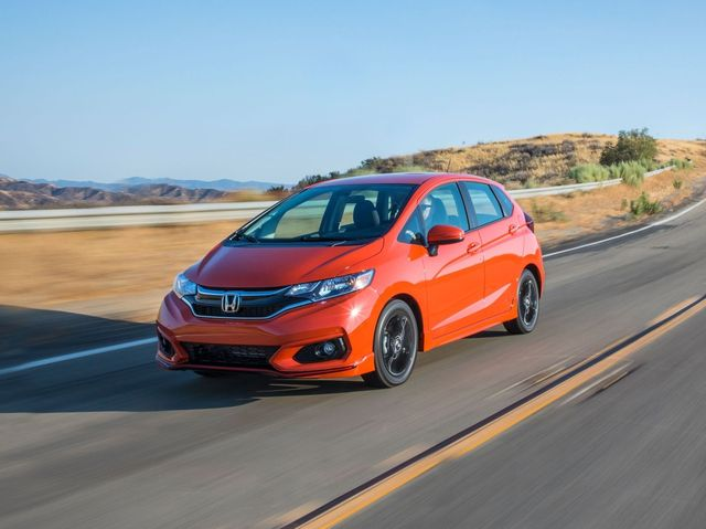 2019 Honda Fit Review Pricing And Specs