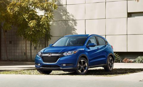 Land vehicle, Vehicle, Car, Honda, Sport utility vehicle, Automotive design, Crossover suv, Compact sport utility vehicle, Hatchback, Mid-size car,