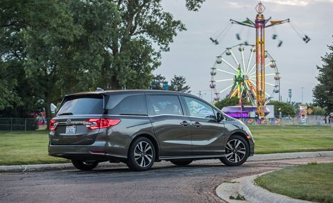 How Reliable Is The 2018 Honda Odyssey