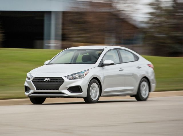 2019 Hyundai Accent Review Pricing And Specs