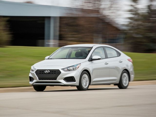 hyundai accent review pricing  specs