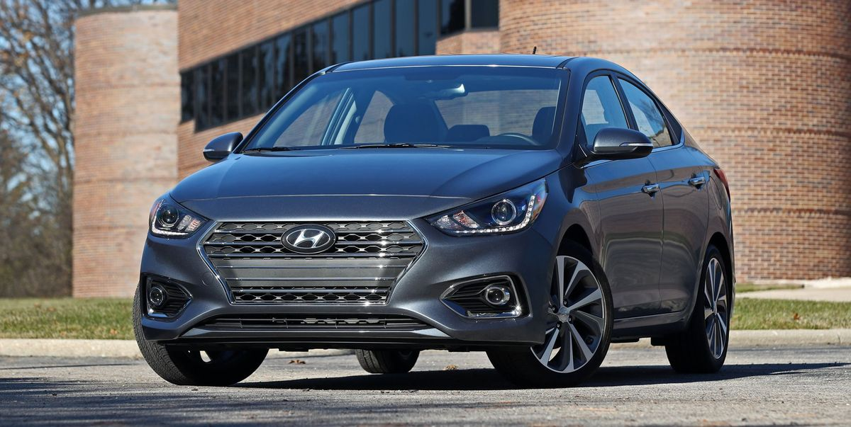 The 2020 Hyundai Accent Has Big MPG Boosts in Store - Details and Numbers