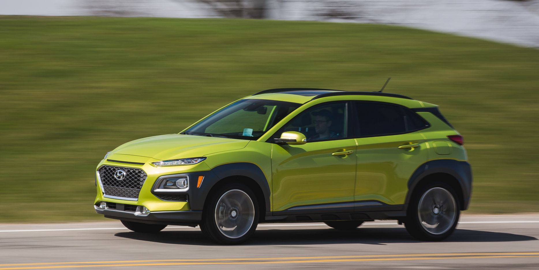 The 2018 Hyundai Kona Turbo Punches Hard for Its Class