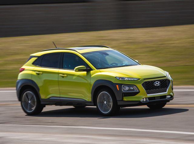 Fast Awd Cars >> 2019 Hyundai Kona