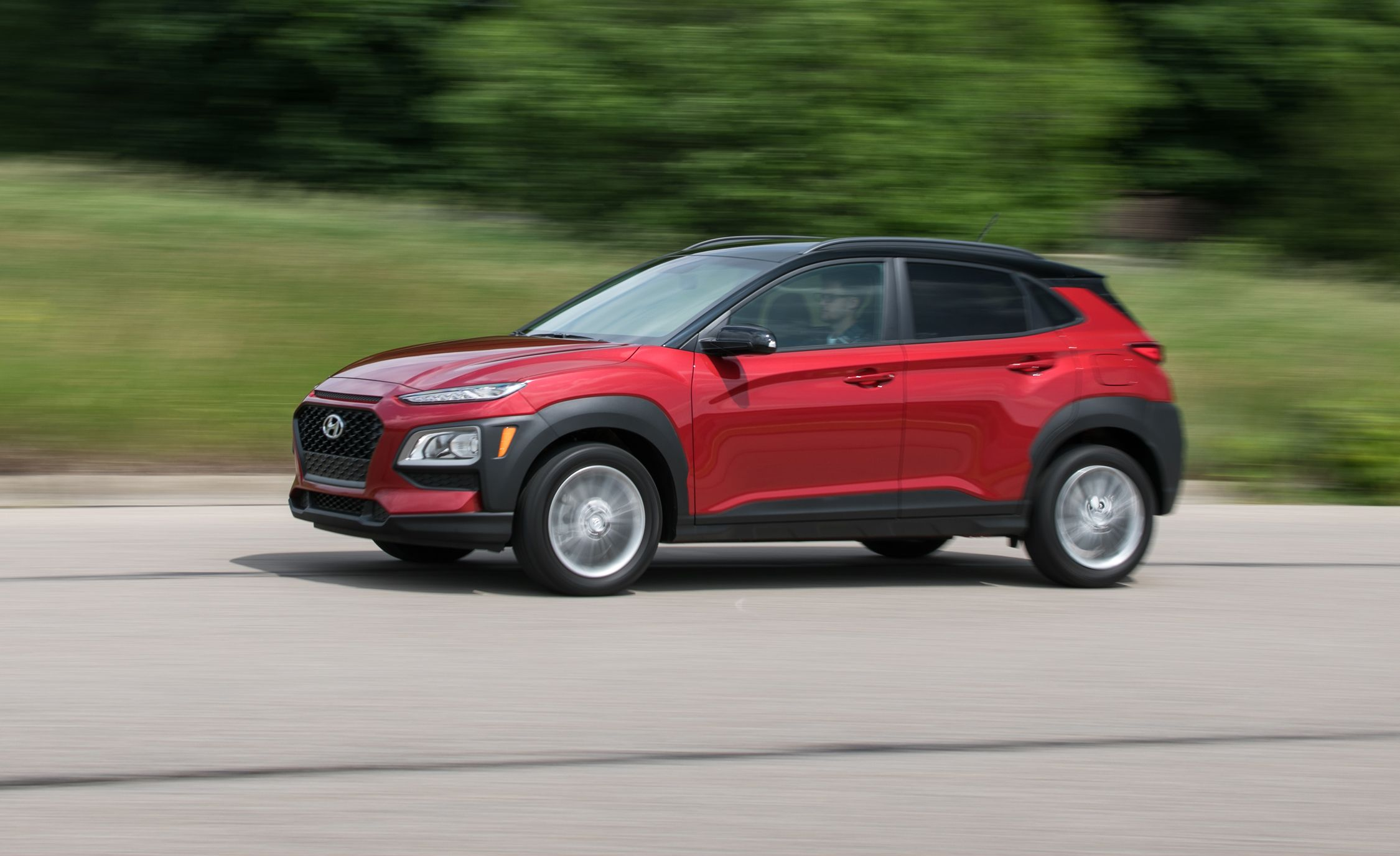 2018 Hyundai Kona 2 0l Awd Tested Definitely Decaf Review Car And Driver