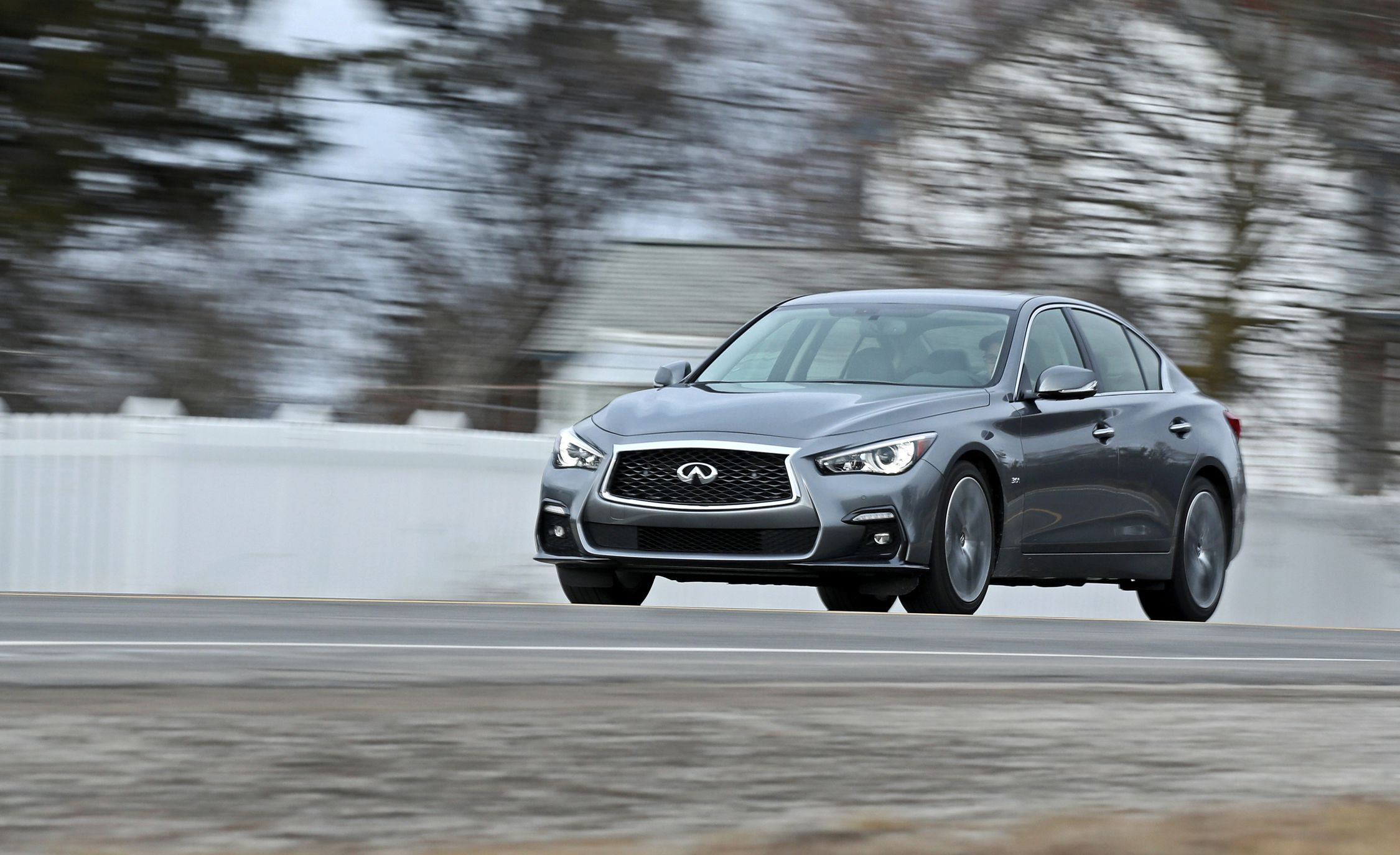 2019 infiniti q50 review, pricing, and specs