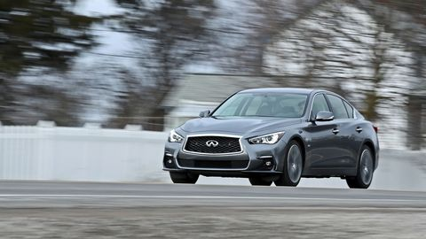 Cars That Start With Q >> New Infiniti Vehicles Models And Prices Car And Driver