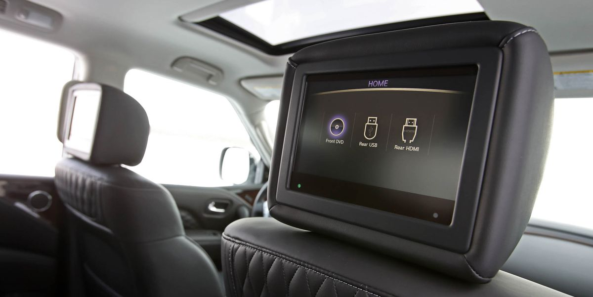 Lease Used Mercedes >> Rear-Seat Car Entertainment Systems – Comparing the Choices