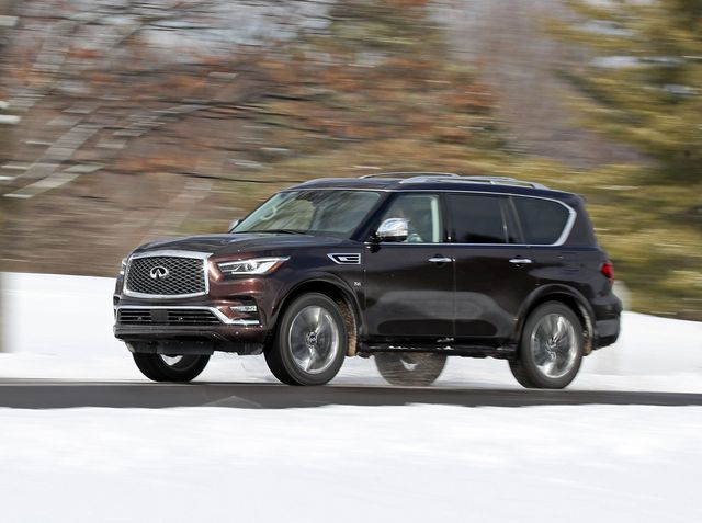 2019 Infiniti Qx80 Review Pricing And Specs