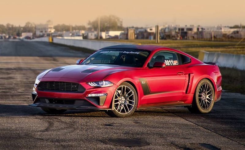 2018 Roush Stage 3 >> Roush Launches Limited Edition Mustang Jackhammer News Car And