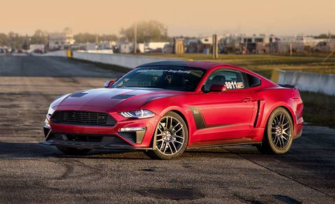 Roush Launches Limited Edition Mustang Jackhammer News Car And Driver