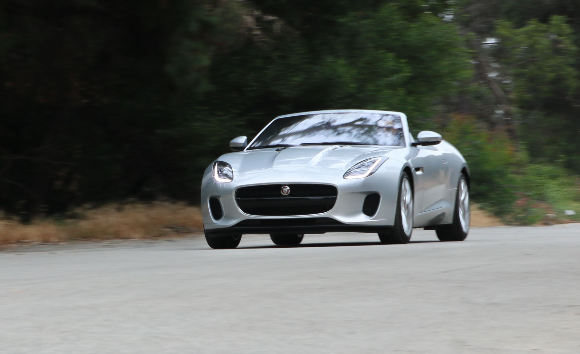 2018 Jaguar F-Type 2.0T