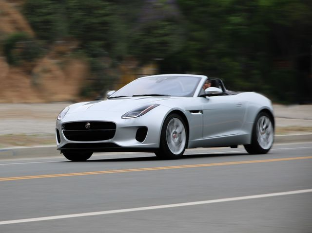 Jaguar F Type Convertible >> 2019 Jaguar F Type
