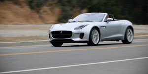 2018 Jaguar F-Type 2.0t