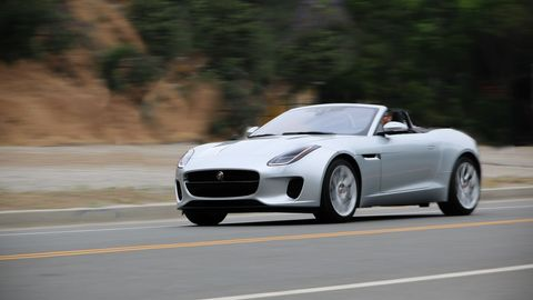 2020 Jaguar F Type F Type Review Pricing And Specs