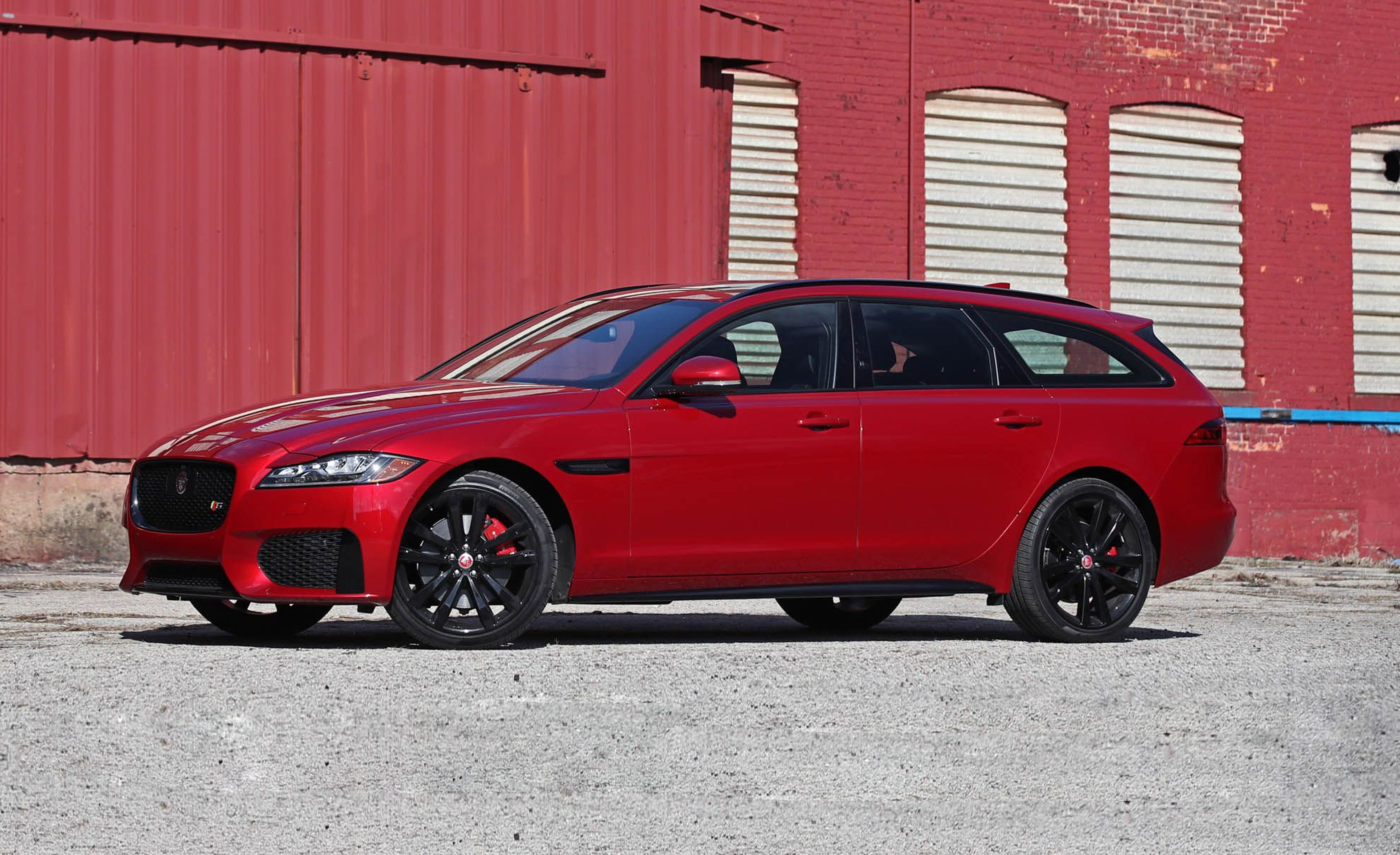 2021 jaguar station wagon  car wallpaper