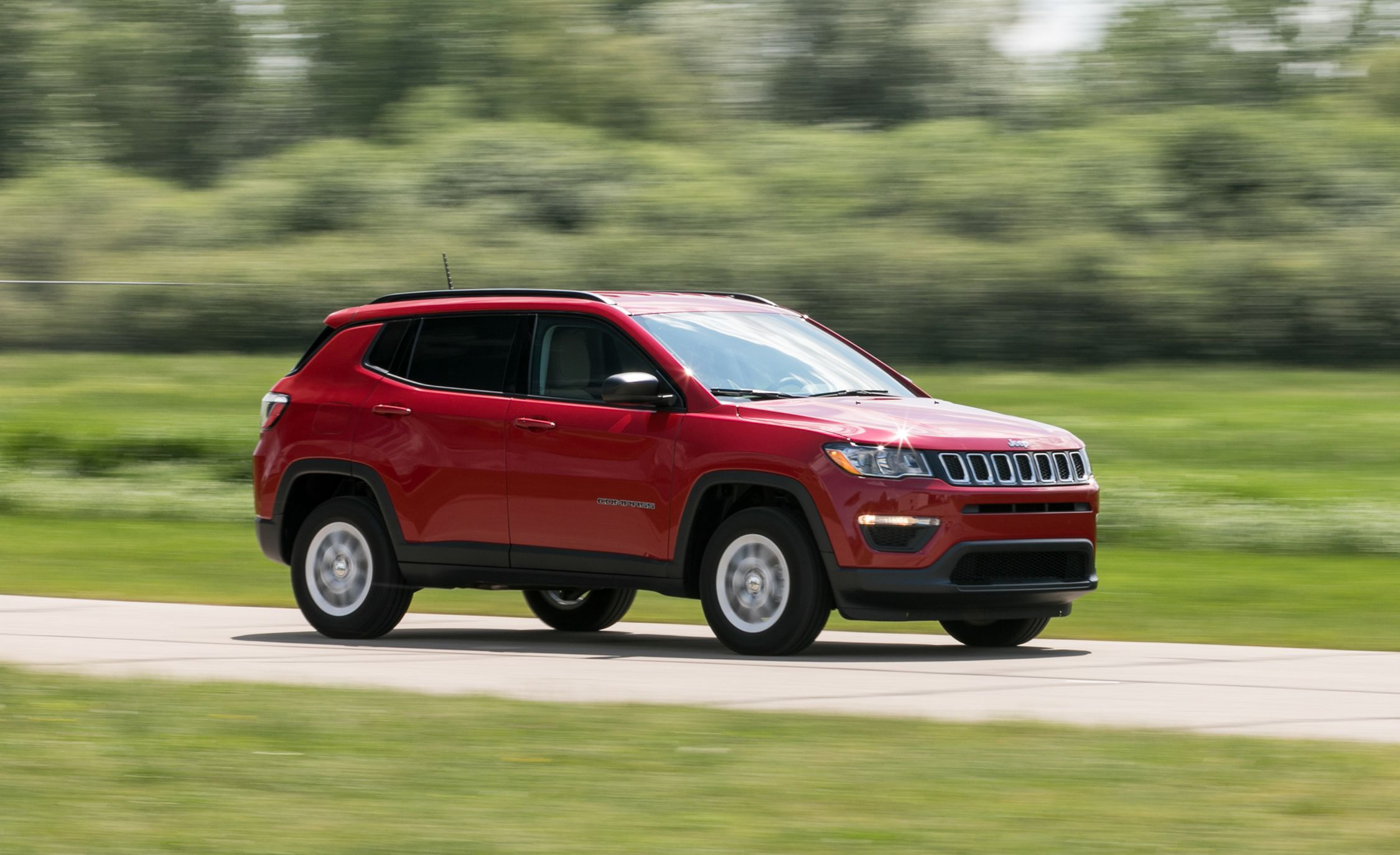 2019 Jeep Compass Review Pricing And Specs