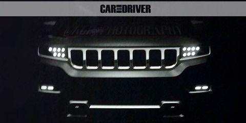 Automotive exterior, Bumper, Vehicle, Grille, Car, Light, Automotive lighting, Sport utility vehicle, Automotive fog light, Bumper part,