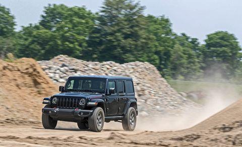 Land vehicle, Vehicle, Car, Tire, Automotive tire, Off-road vehicle, Off-roading, Jeep, Jeep wrangler, Automotive exterior,