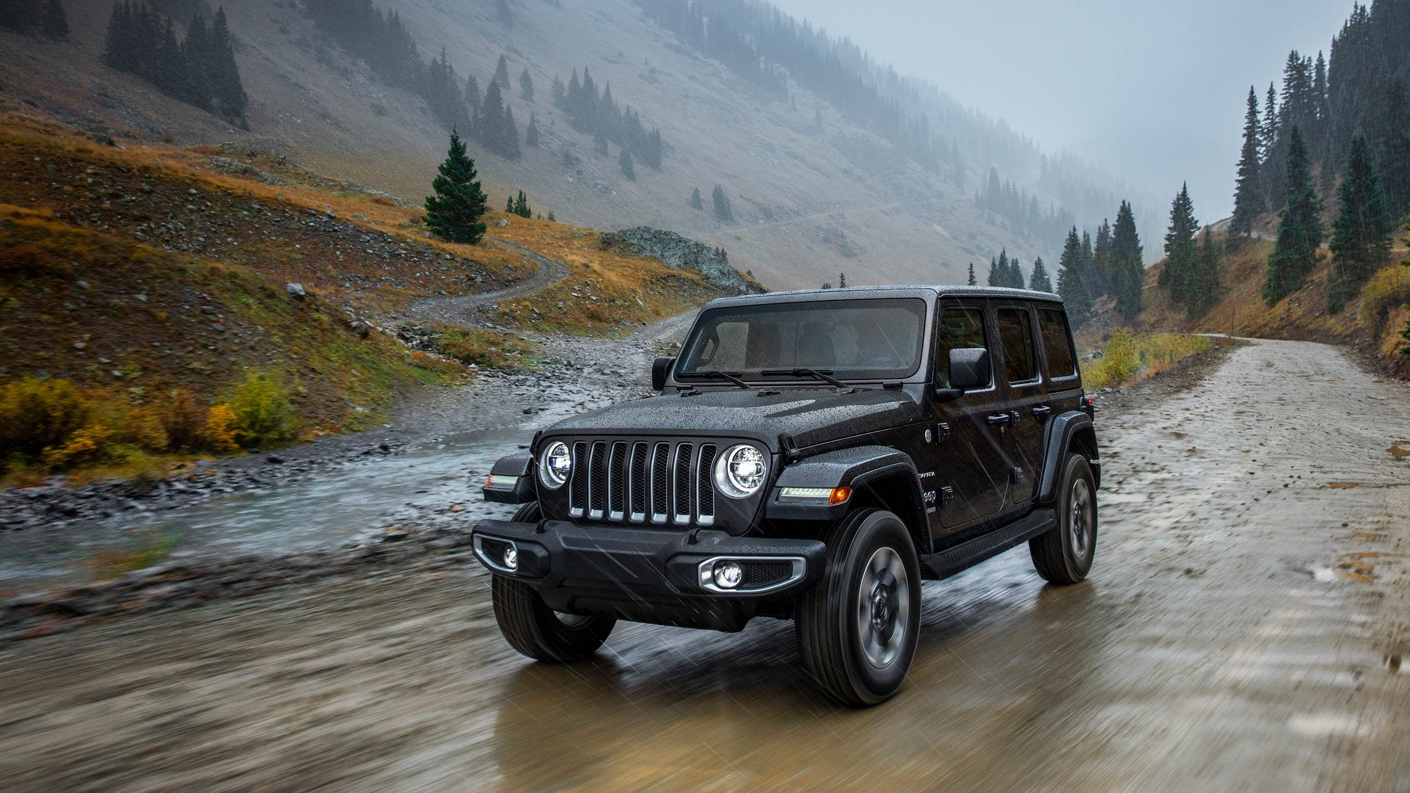 The Jeep Wrangler JL Will Take You Anywhere