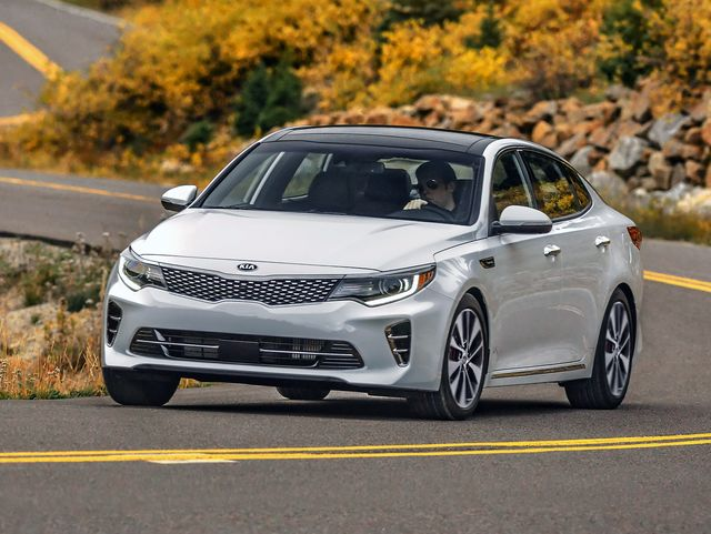 2018 Kia Optima Review Pricing And Specs