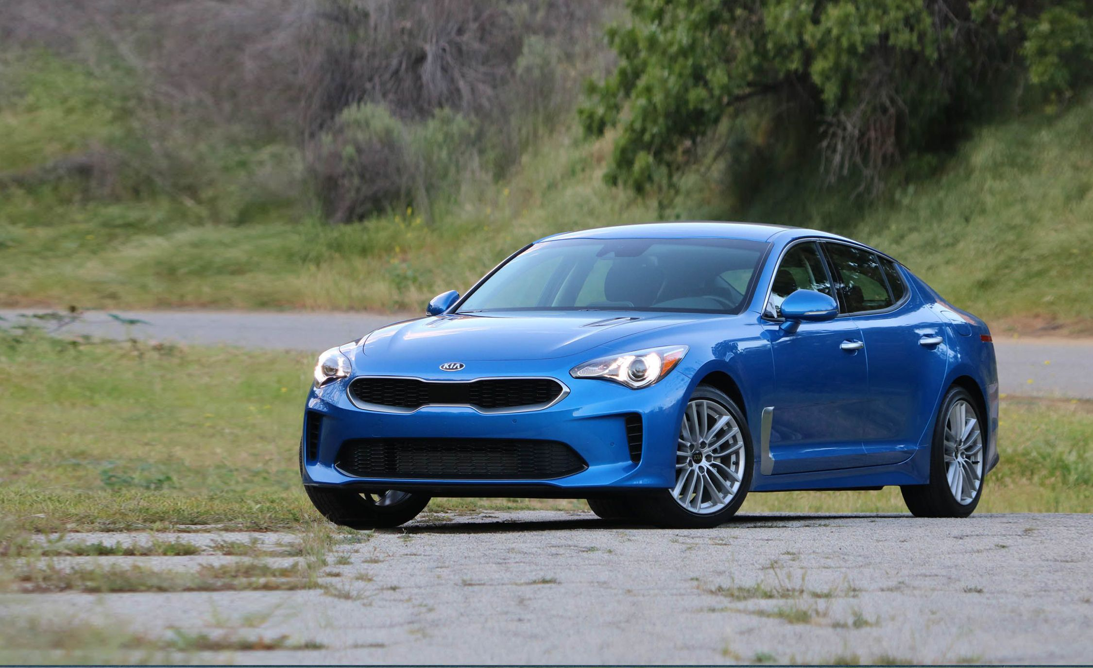 2019 Kia Stinger Review Pricing And Specs