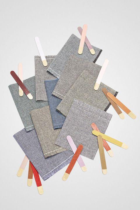 Kvadrat Sustainable Fabrics - Elle Decor