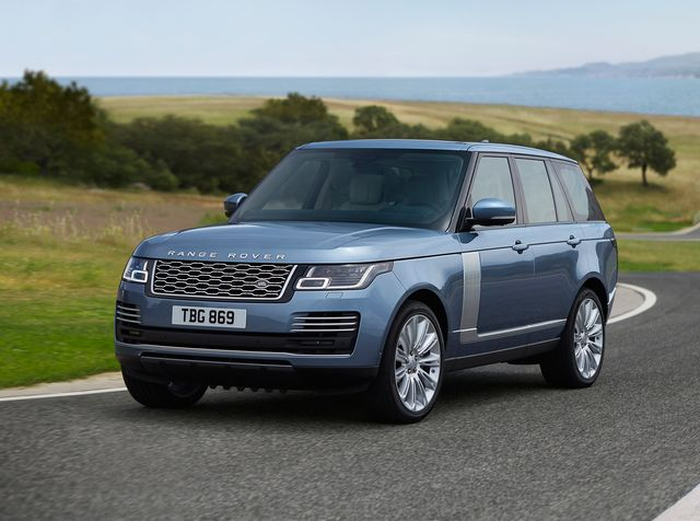 Land Rover Range Rover >> 2019 Land Rover Range Rover Review Pricing And Specs