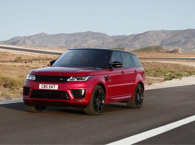 Land Rover Range Rover >> 2019 Range Rover Sport