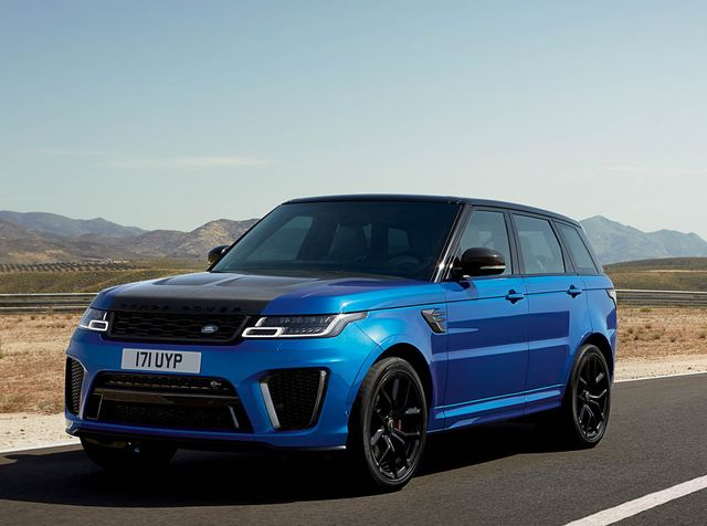 2020 Land Rover Range Rover Sport: Changes, Equipment, Price >> Land Rover Range Rover Sport Supercharged