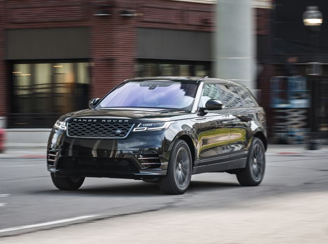2019 Range Rover Velar Review, Pricing, And Specs
