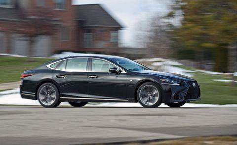 Land vehicle, Vehicle, Car, Sedan, Mid-size car, Luxury vehicle, Automotive design, Executive car, Personal luxury car, Performance car,