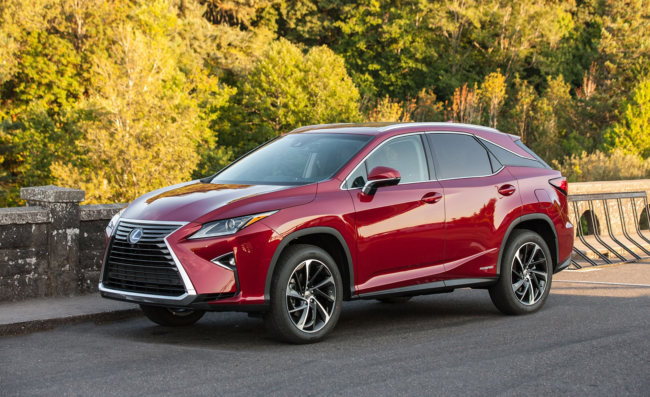 2019 Lexus Rx Review Pricing And Specs