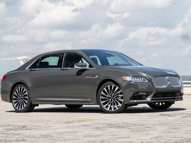 Lincoln Continental Black Label >> 2019 Lincoln Continental