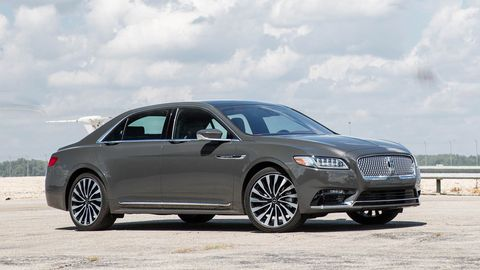 Lincoln Latest Models >> New Lincoln Vehicles Models And Prices Car And Driver
