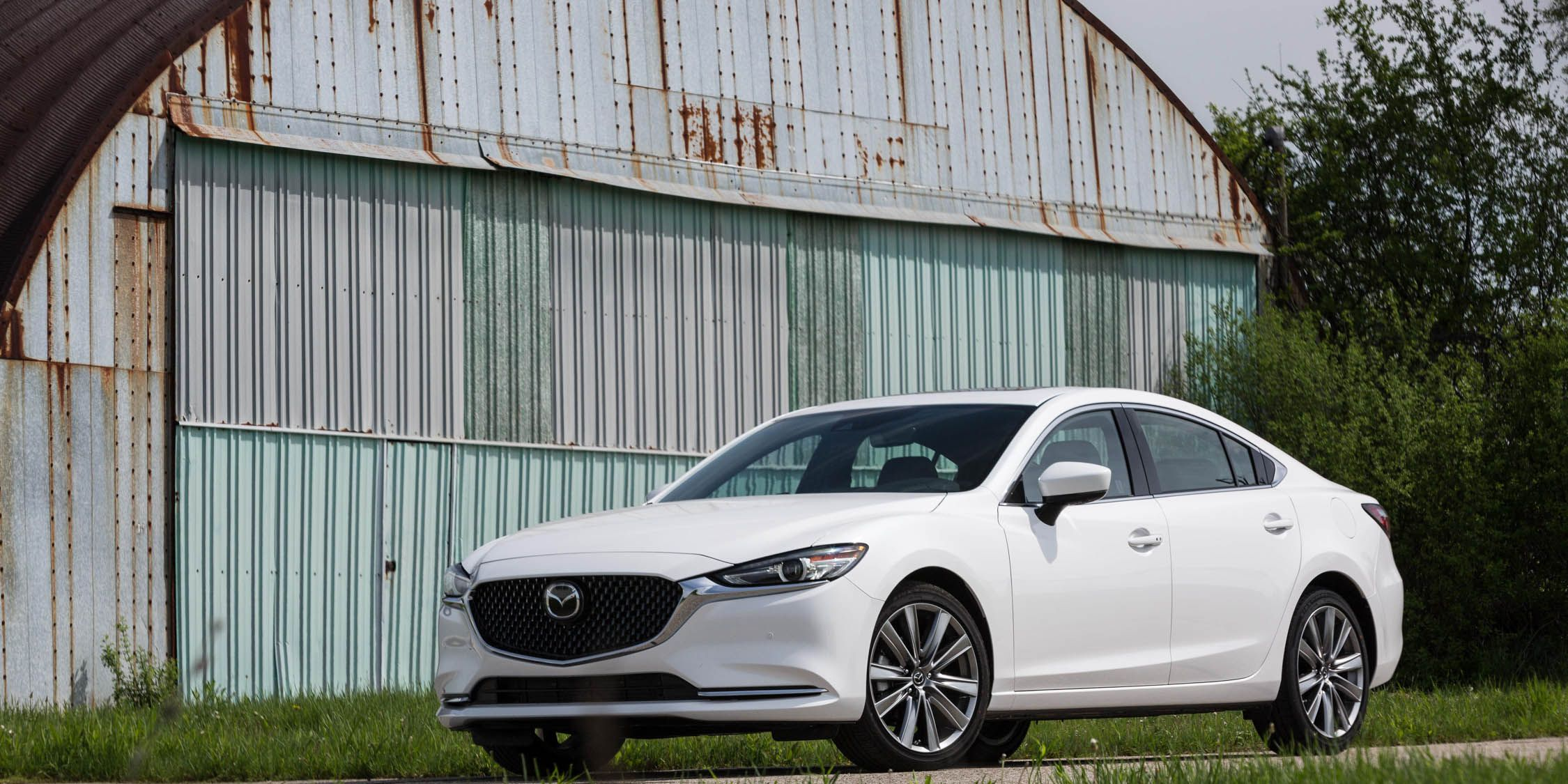 Why The 2018 Mazda 6 Should Be Your Family Sedan Pick