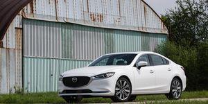 10 lý do tại sao bạn nên mua Mazda 6