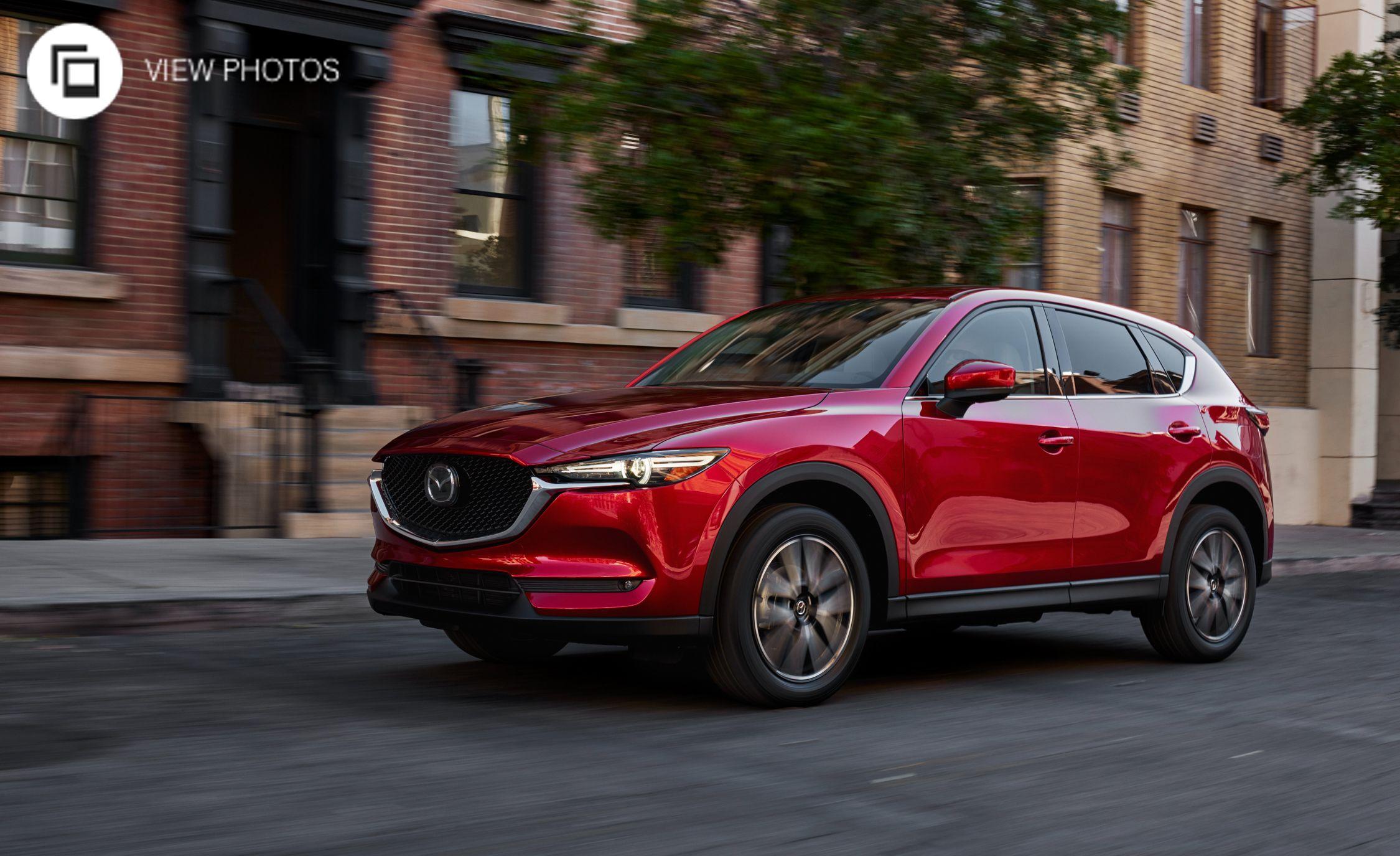 2018 Mazda Cx 5 Diesel Fuel Economy Isn T That Great