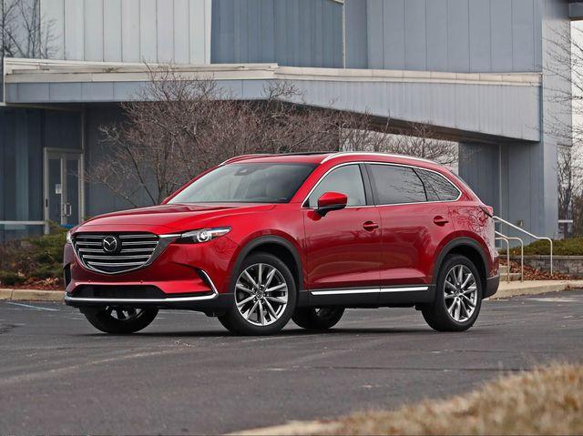Mazda Cx 9 >> 2019 Mazda Cx 9