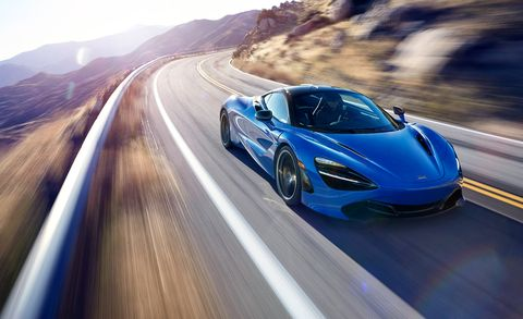 Ford Lease Deals >> McLaren 720S Full Test: It Rewrites the Supercar Bylaws | Instrumented Test | Car and Driver