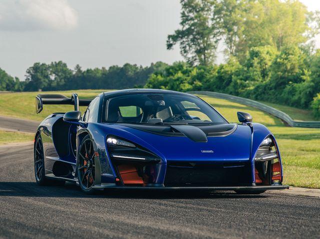 2020 McLaren Senna Review, Pricing, and Specs