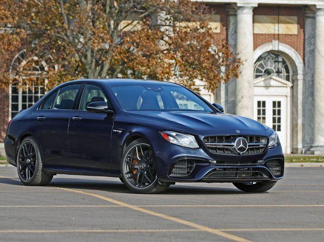 Mercedes E63 Amg >> 2019 Mercedes Amg E63 S